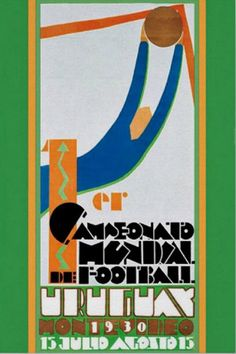 It's World Cup Time! Let's Celebrate With Posters! | Design*Sponge