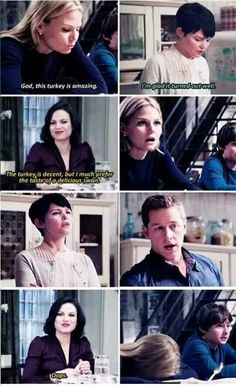 Emma in the last frame lmao Fanfic Wicked Stepmother