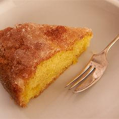 Try this Mango and Lime Drizzle Cake recipe by Chef Rachel Allen. This recipe is from the show Rachel Allen: All Things Sweet.
