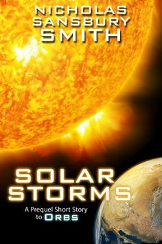 Solar Storms  A first contact short story