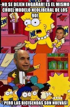 Pero no es el mismo modelo, ahora es distinto ¿no? | Los mejores memes del balotaje Argentina 2015