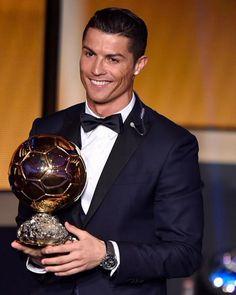 Cristiano Ronaldo TAG Heuer Carrera