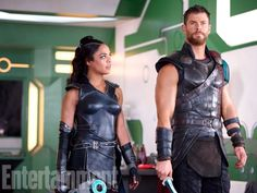 For more onThor: Ragnarok, stay tuned to EW.com this week and pick up the new issue of Entertainment Weekly on stands Friday, orbuy it here now– and don't forget to subscribe for more exclusive …