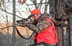 If you want to make sure you put a big buck or doe on the ground this season, here are four great tips to shoot a deer rifle better this year.