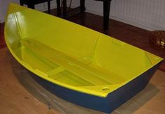 great plywood boat, thinking this is the next boat video for GardenFork.TV
