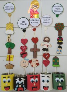 Bible Activities For Kids, Bible Crafts For Kids, Catholic Kids, Kids Church, Preschool Fine Motor Skills, Wordless Book, Christian Crafts, Sunday School Crafts, Infancy
