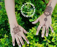 Spring is here Spring Is Here, Hand Henna, Hand Tattoos