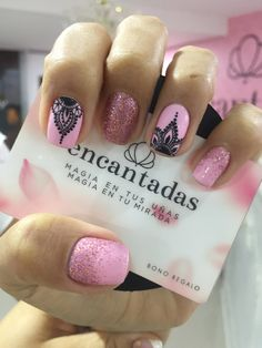 Fancy Nails, Diy Nails, Gel Nail Designs, Glitter Nail Art, Gorgeous Nails, Manicure And Pedicure, Beauty Nails, Hair And Nails, Nail Colors