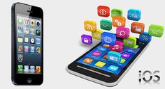 iPhone application development is completely different from the custom software package development