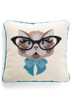 both me and my soon-to-be roommate would appreciate this + I just really like cross-stitched cats.