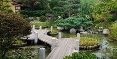 Japanese garden Monte Carlo France