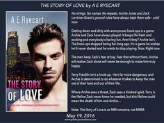 A E Ryecart - The Story of Love Urban Love Book Two