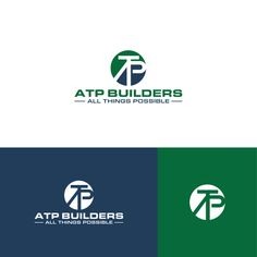ATP Builders - LOGO for Construction Co (women owned)