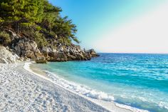 Marble Beach - Thasos