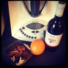 Recette Vin chaud alsacien de Noël - recette de la catégorie Boissons