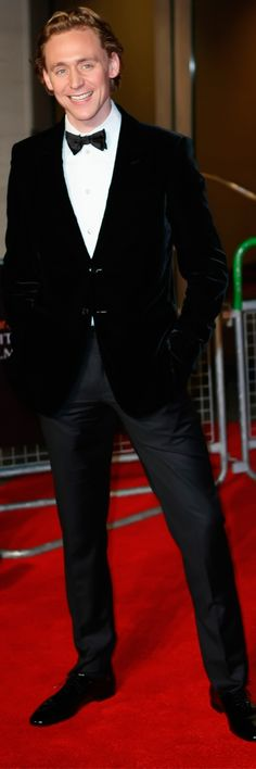 Tom Hiddleston at BAFTA 2012. #TuxedoTuesday (Source: Torrilla) Full size image (photoset): http://maryxglz.tumblr.com/post/154115218562/tom-hiddleston-at-bafta-2012-source-torrilla