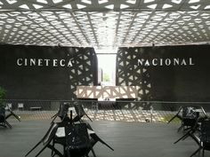 Cineteca Nacional in Coyoacán, Federal District