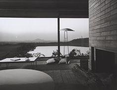 Kramer House, 1953 Norco, CA / Richard Neutra, architect © Julius Schulman