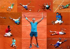 Roland Garros King of Clay