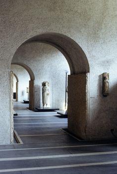 Carlo Scarpa - Castelvecchio Museum, Verona (Image: Larry Speck)