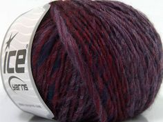 #YARNSALE http://vividyarns.yarnshopping.com/carolina-wool-navy-maroon-burgundy
