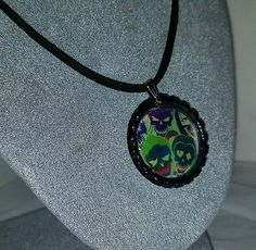 Suicide Squad Necklace Harley Quinn Joker Deadshot Photo Pendant cabochon