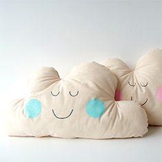 cute cloud pillows