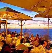 George's by the Sea, La Jolla, CA... I do LOVE California :)