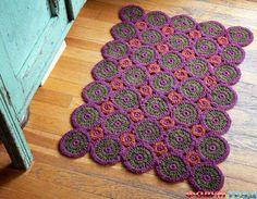 Плетем, вяжем и шьем коврики - Эксклюзивные идеи для мелочей разнообразных – своими руками творим прекрасное - Форум-Град
