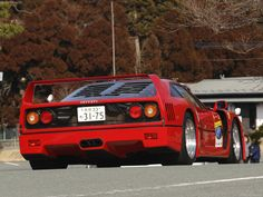 Ferrari F40, These Girls, Toys For Boys, Nissan, Super Cars, Italy, Vehicles, Classic, Gallery