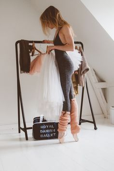 A ballerina in Copenhagen