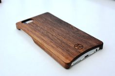 Real Solid Wood iPhone 6 Case  Walnut Sale by RECreationsCNC