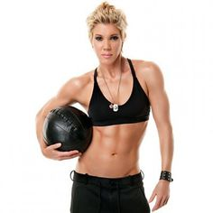 Celebrity trainer Jackie Warner answered your get-fit questions, from detox diets to getting her washboard abs. Lose 5 Pounds, Losing 10 Pounds, Bikini Model Diet, Flat Abs Diet, Ab Diet, Jackie Warner, Interval Cardio, Interval Training, Exercises