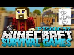 """Minecraft Survival Games: """"Never Enough Food!"""" - Ep 57 - http://prepping.fivedollararmy.com/uncategorized/minecraft-survival-games-never-enough-food-ep-57/"""