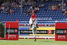 Erste Bilder der EM Aachen 2015 - Springreiten http://reiterzeit.de/bilder/reit-em-aachen-2015-springreiten-1/