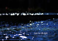 """""""Look for the Light"""" Karen Walrond, Chookooloonks, blogger, author, photographer"""
