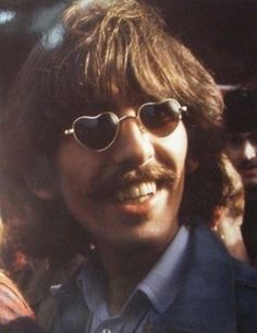 """""""Love One Another"""" - George Harrison's Last Words."""
