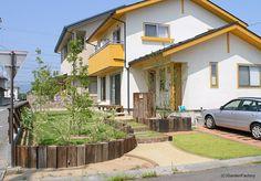エクステリア、外構、庭づくり施工例4|株式会社ガーデンファクトリー