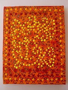 Was macht mehr gute Laune als die Farben der JuliSonne? Diese Arbeit entstand zur Aktionen von Team Farbe http://de.dawanda.com/topic/23/11444786...