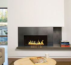 This is exactly how i want the new fireplace to look.