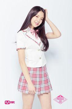 Jang Gyuri Cute Korean, Korean Girl, Kpop Girl Groups, Kpop Girls, Girls In Mini Skirts, Pleated Mini Skirt, Beautiful Asian Girls, Ulzzang Girl, Asian Beauty