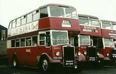 COLOUR BUS PHOTO - BARTON TRANSPORT 954 EX RIBBLE | eBay