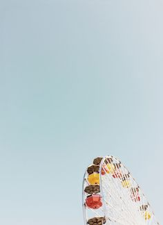 santa monica pier by #smittenstudio sarah sherman samuel