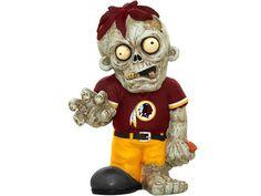 Washington Redskins Zombie Figurines