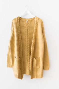 Harlow Knit Cardigan