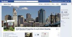 Gold Standard Properties Co-op & Intern Housing - Cincinnati, OH