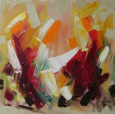 New Abstract Expressionist Painting - Abstract Art BlogAbstract Art Blog