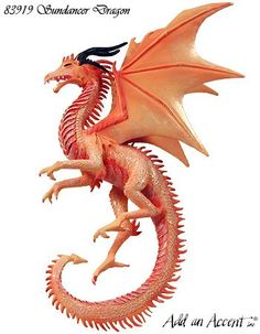 Amazon.com: Sundancer Dragon Nene Thomas Fairies Couture Dragons: Home & Kitchen