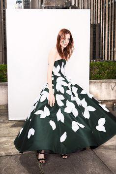 Sfilata Oscar de la Renta New York - Pre-collezioni Primavera Estate 2018 - Vogue