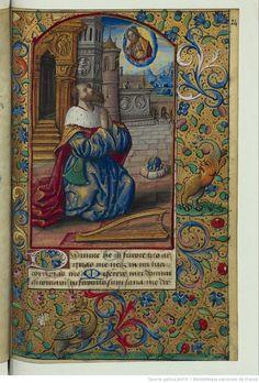 Horae ad usum Aurelianensem, 1475-1600, Bibliothèque nationale de France, Département des manuscrits, Latin 1368